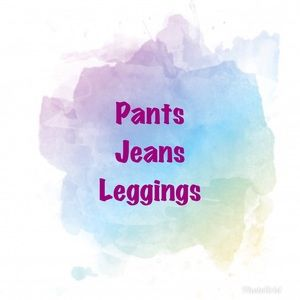 Pants - Great items in multiple sizes!